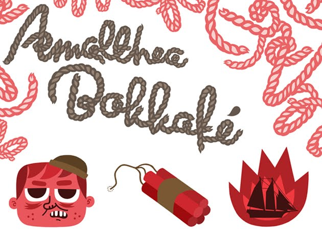 Amalthea Bokkafé