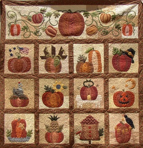 Home of the Great Pumpkin Quilt
