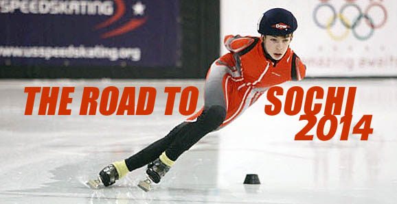 The road to Sochi 2014