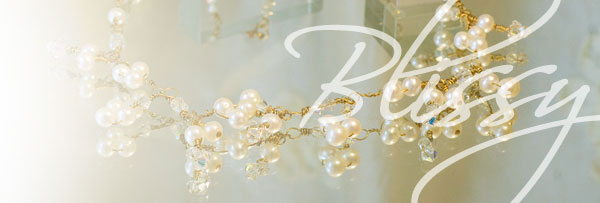 Blissy Jewellery - Wedding, Bridal Jewellery and Hair Accessories