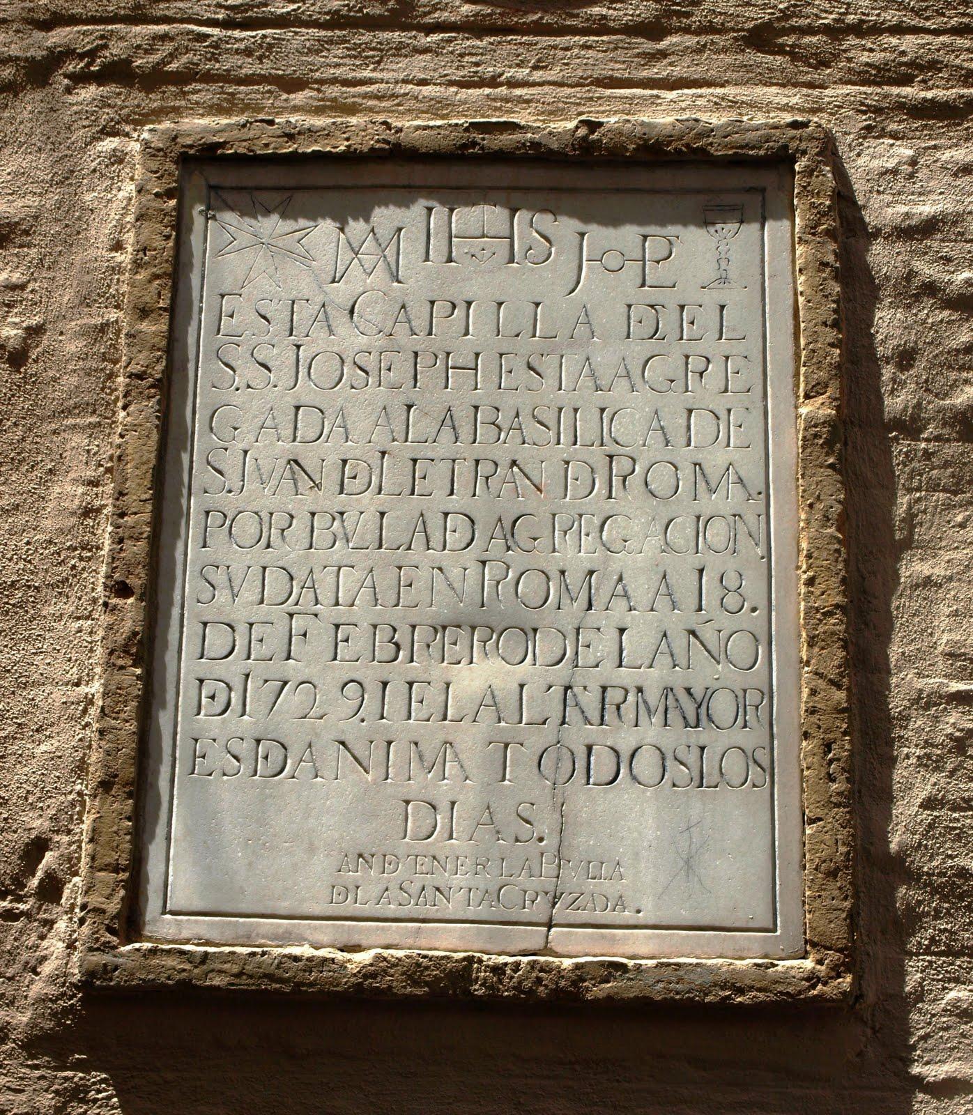 Paredes Archivos: Sevilla Daily Photo: Por San Juan De Letrán, En Roma