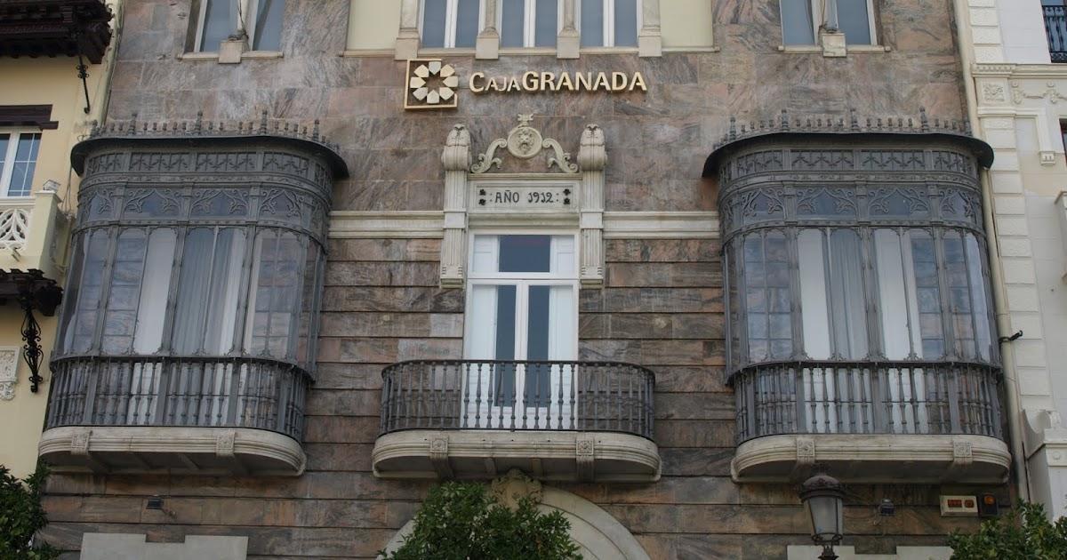 Sevilla daily photo el edificio de caja granada - Caja de arquitectos granada ...