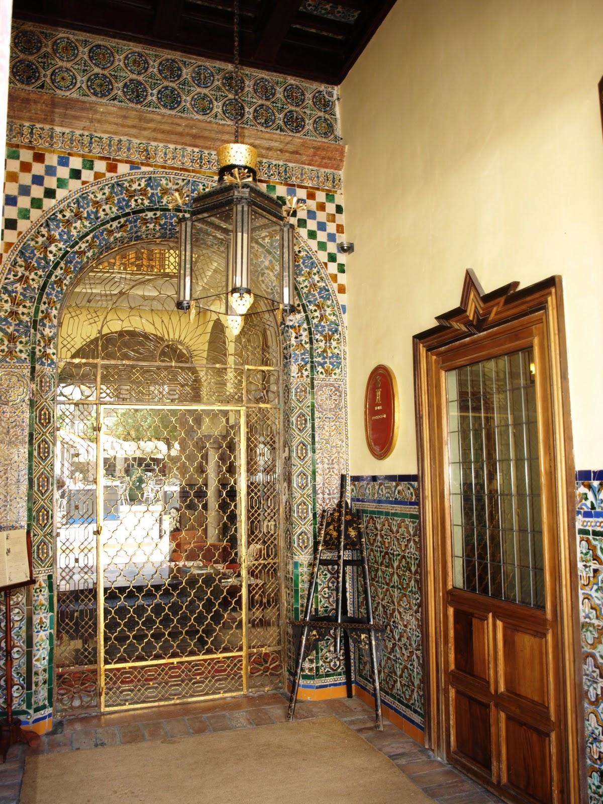 foto hotel arco sevilla: