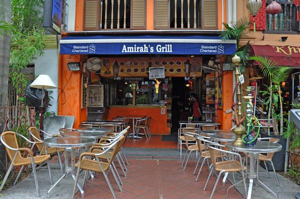 「amirah's grill singapore」の画像検索結果