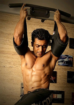 U n me makes we surya the first kollywood actor to get six packs enjoy moer of his kool six packs altavistaventures Choice Image