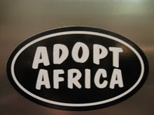 Get your own ADOPT AFRICA magnet HERE!