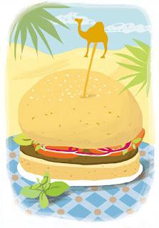 baby camel hashi burger ride camel
