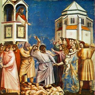 Herod Slaughters the Innocents