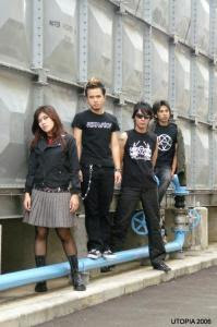 Utopia band indonesia