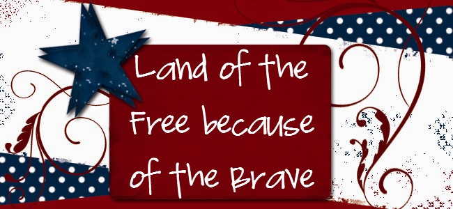 and the home of the brave