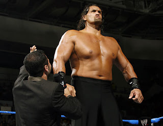 Wrestling huge superstar the great khali