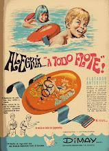 Flotador de Anteojito