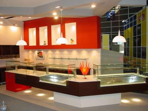 Gst estudio de arquitectura arquitectura comercial - Decoracion cafeterias modernas ...