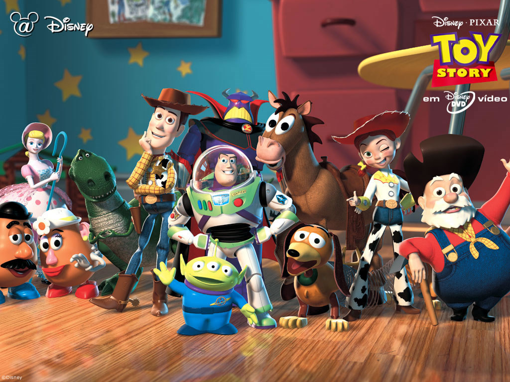 Toy Story American Animated Films
