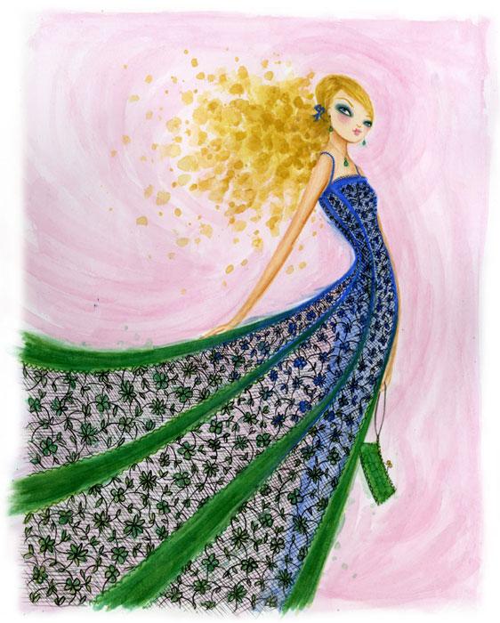 2nd Pc Bella S Lullaby: The Globetrotting Gamine: Inspiration: Bella Pilar