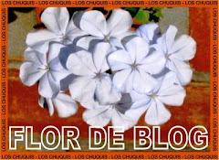 Premio Flor de blog