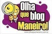PREMIO OLHA QUE BLOG MANEIRO