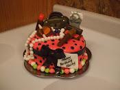 Funky Ladie Cake