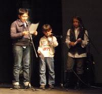 Poetas ganadores
