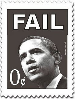 wrong stamps funny Obama stamp