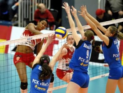 mundial femenino voley: