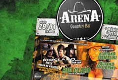 Arena Country Bar - RS