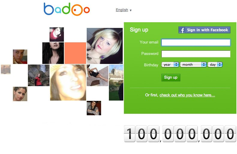 video sborrate italiane badoo facebook
