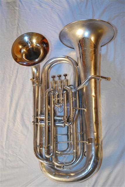 a walker in the suburbs double bell euphonium