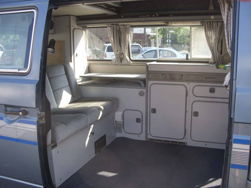 Rien ne sert de courrir en westfalia for Interieur westfalia