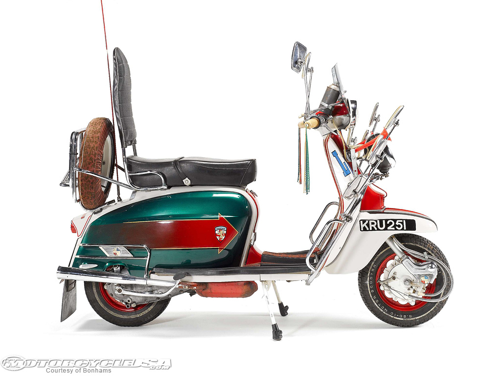 Articles For All A Buyers Guide To Motor Scooters