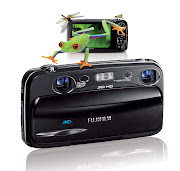 Mobile devices like the Fuji 3D still camera have autostereoscopic displays .