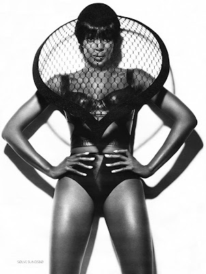 naomi campbell 2010. 2010 - Naomi Campbell by