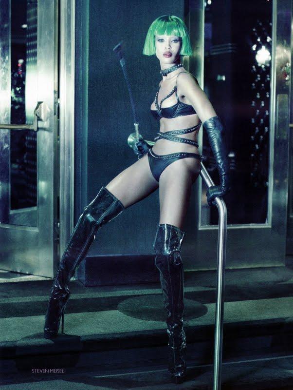 naomi campbell 2010. Models: Naomi Campbell