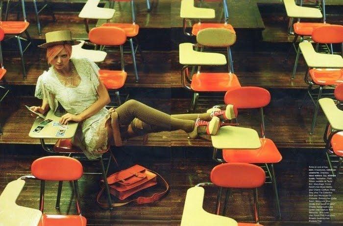 Models: Miranda Kerr