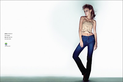 Shannon's Work: Texwood Jeans - Anything Goes Campaign