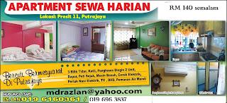 HomeStay @ Putrajaya