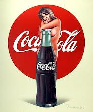 Pop Art Coke