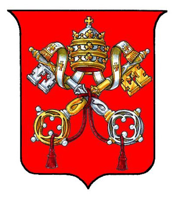 EL ANACRÓNICO FASTO DEL VATICANO Pio_XII_escudo-del-vaticano1