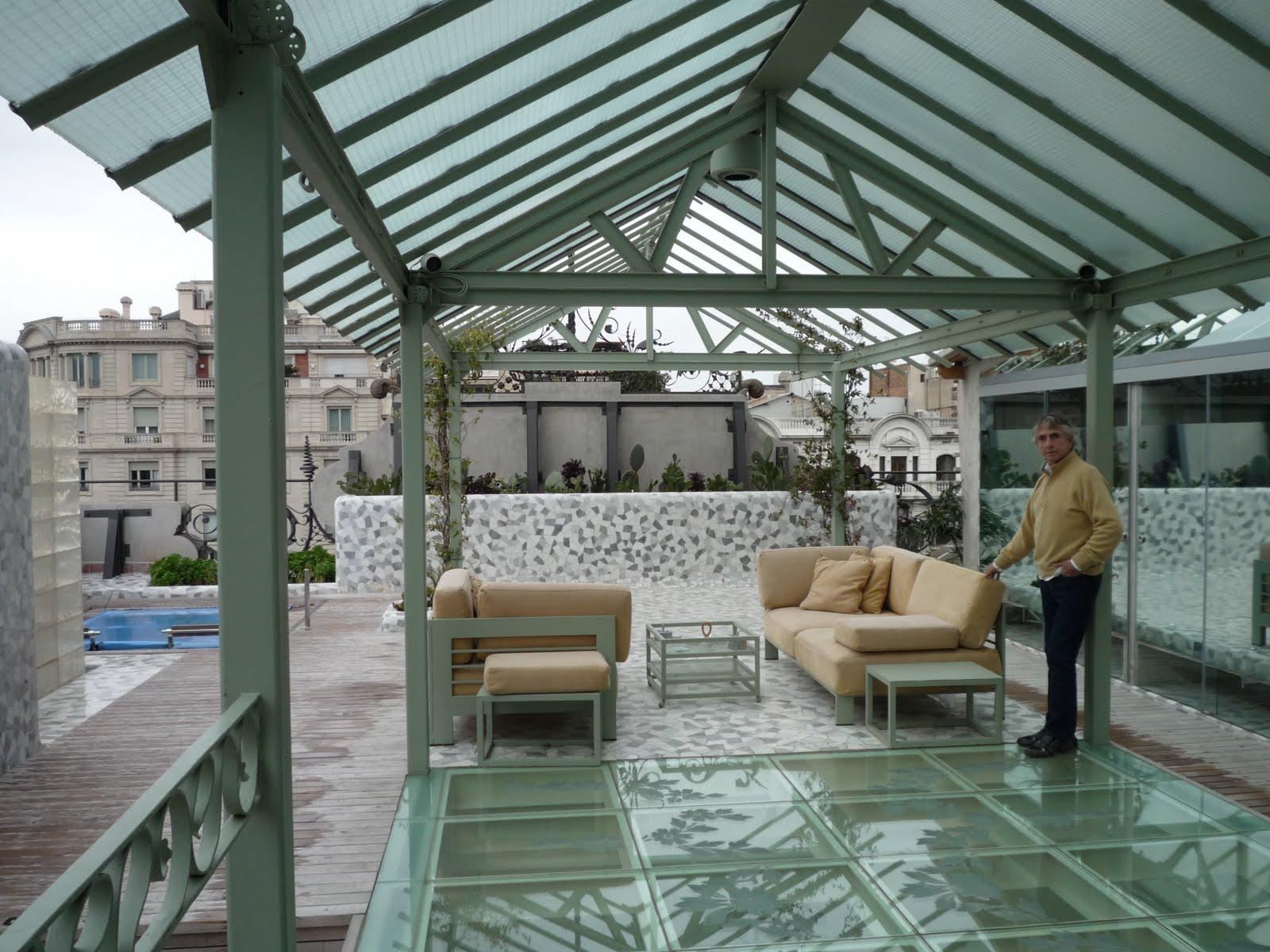 El observador solitario el palauet living barcelona y la - Spa aguas de barcelona ...