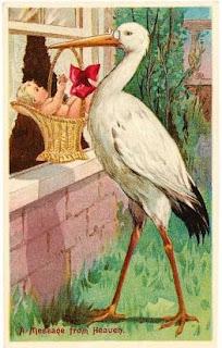 image Adorable bebé joya recibiendo la polla de mierda propia