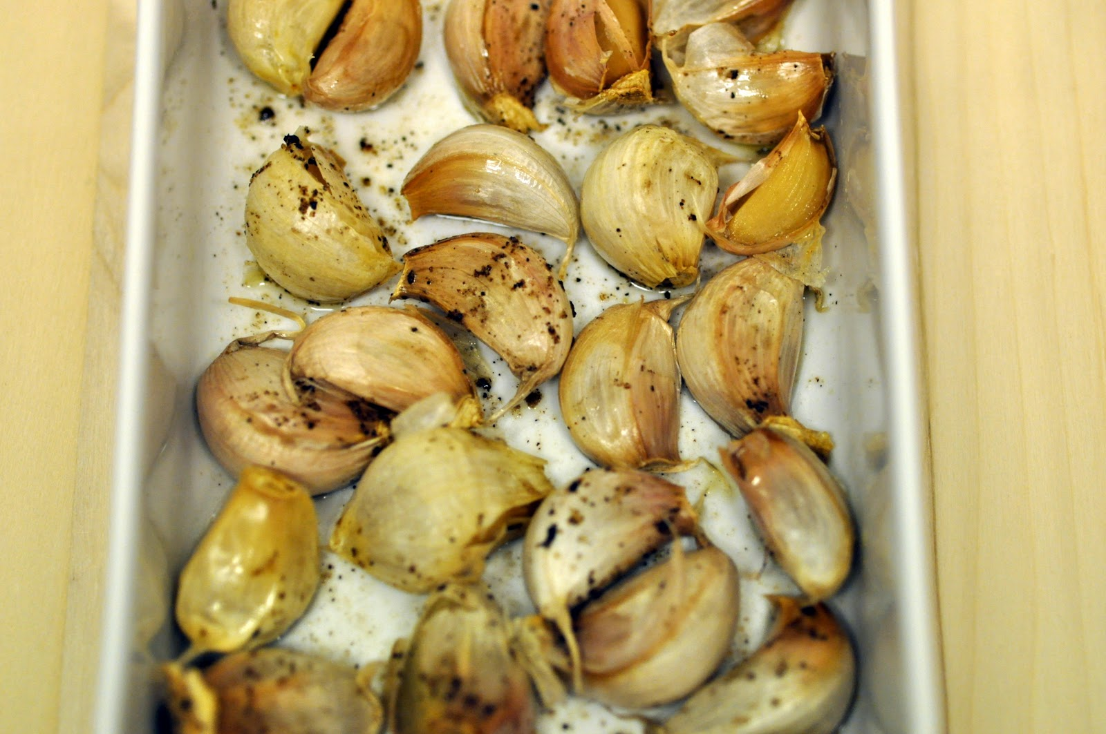 44-Clove Garlic Soup Recipe — Dishmaps