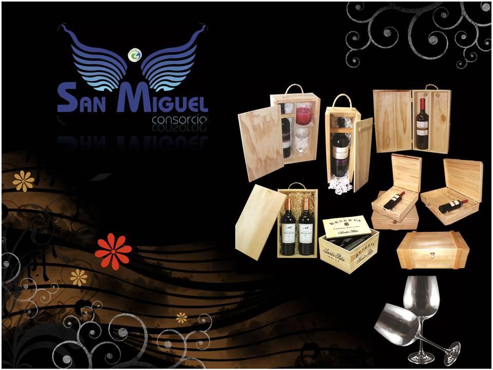 Arte y decoracion empaques para cajas de vinos - Arte y decoracion ...