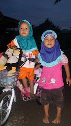 SALMA & IZZA
