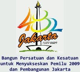 Selamat Ulang Tahun Jakarta 22 Juni 2009