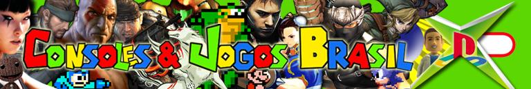 Consoles e Jogos Brasil