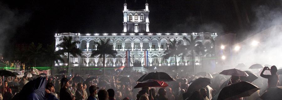 El Palacio de Lopez