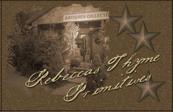 ~*Rebecca's Thyme Primitives*~