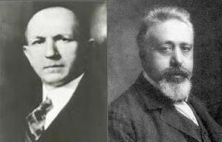 Alfred James Lotka y Vito Volterra