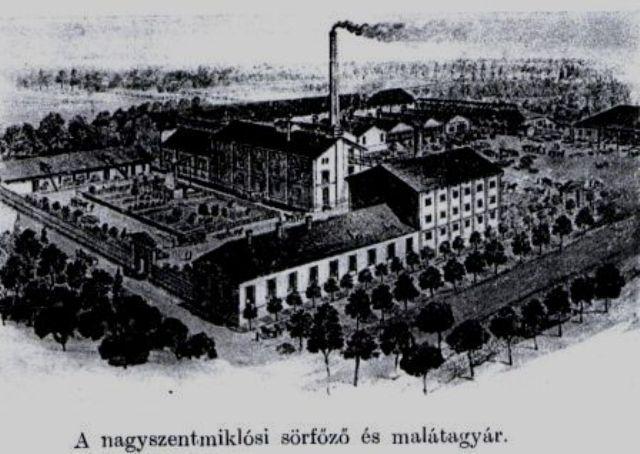 Zona industriala a orasului in sec.XIX