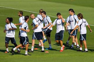 Primeros Movimientos En El Real Madrid
